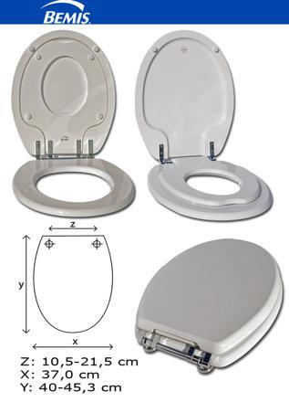 abattant wc bemis