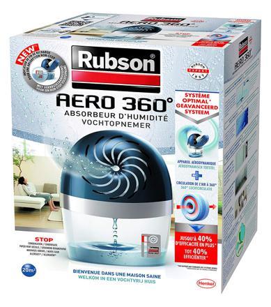 absorbeur d humidité rubson