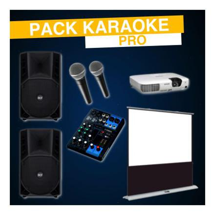achat karaoke professionnel