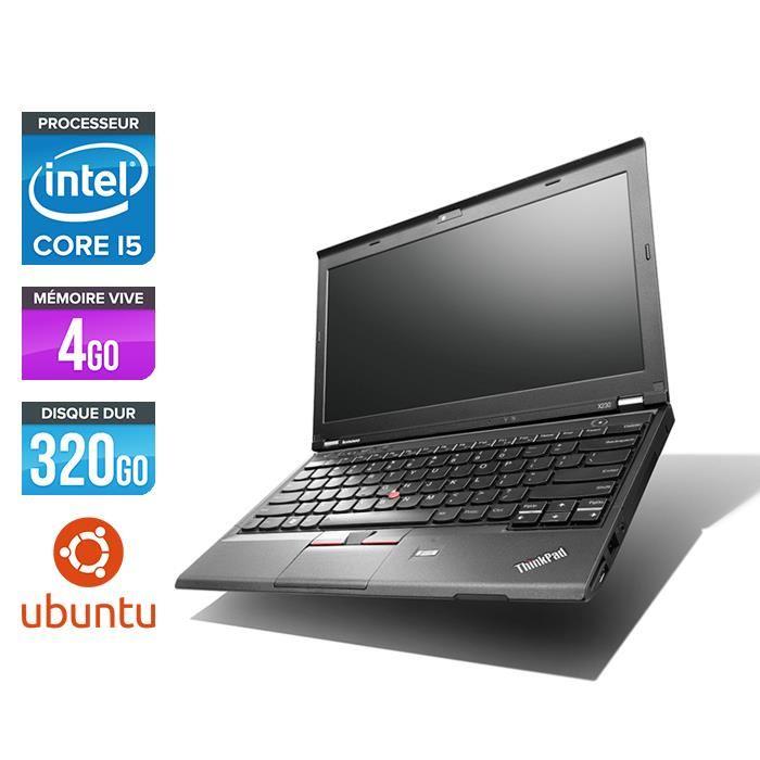 acheter pc portable linux