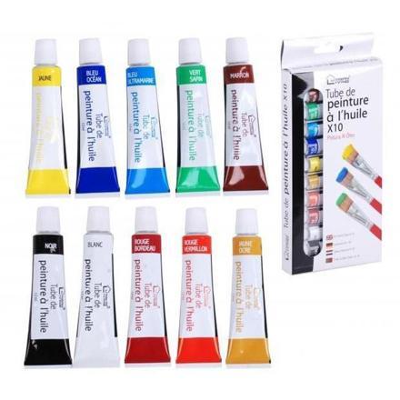 acheter peinture à l huile