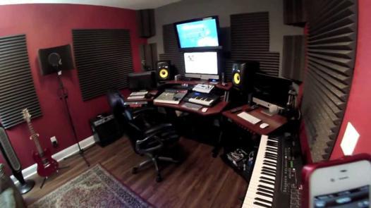 acoustique home studio