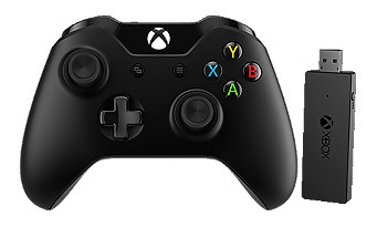 adaptateur manette xbox one pc