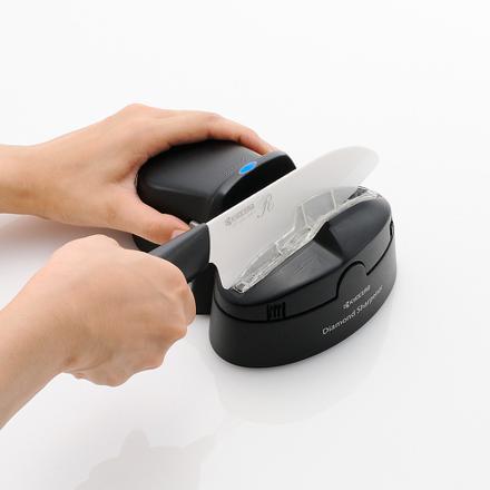 aiguiseur couteau ceramique electrique