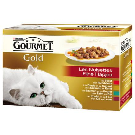 aliment humide pour chat