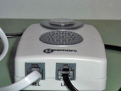 amplificateur sonnerie téléphone fixe