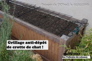 anti chat jardin