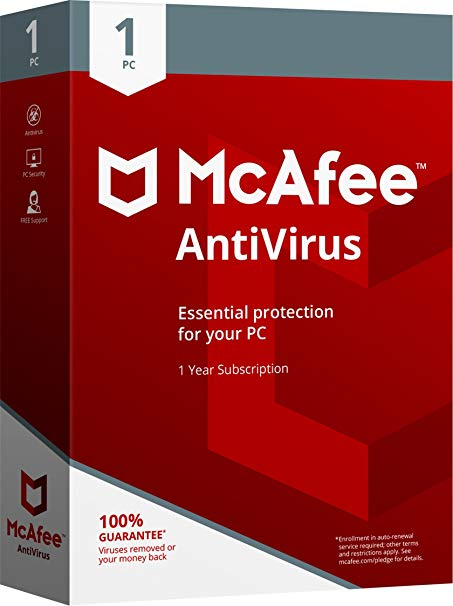 antivirus amazon