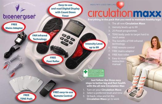 appareil circulation sanguine jambes