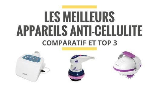 appareil de massage anti cellulite efficace