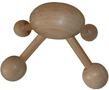 appareil de massage en bois