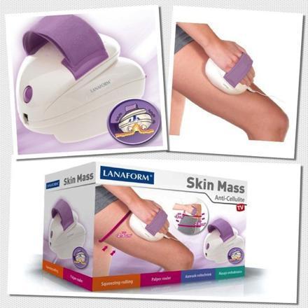 appareil massage anti cellulite palper rouler