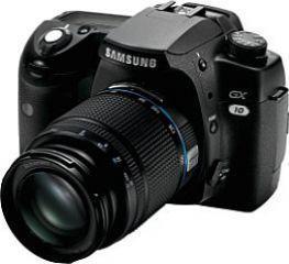 appareil photo reflex samsung