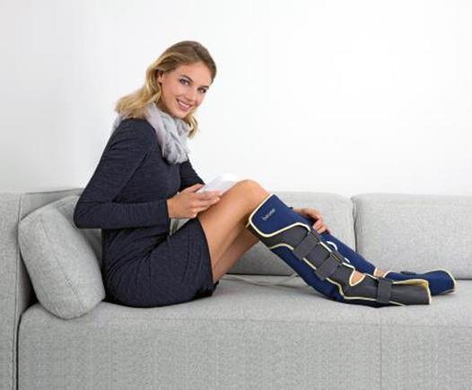 appareil pour soulager les jambes lourdes