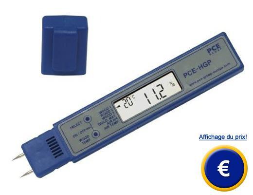 appareil qui mesure l humidité