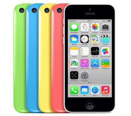 apple iphone 5c avis