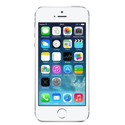 apple iphone 5s 16 go argent gsm
