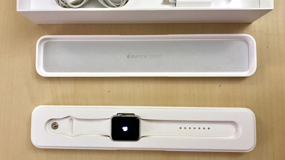 apple watch d occasion