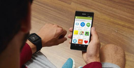 application smartwatch 3