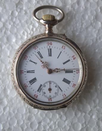 argus montre