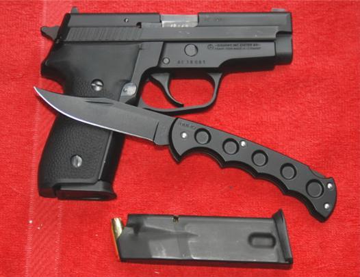 arme legale