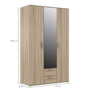 armoire de chambre pas cher
