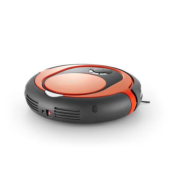 aspirateur robot - filtre hepa