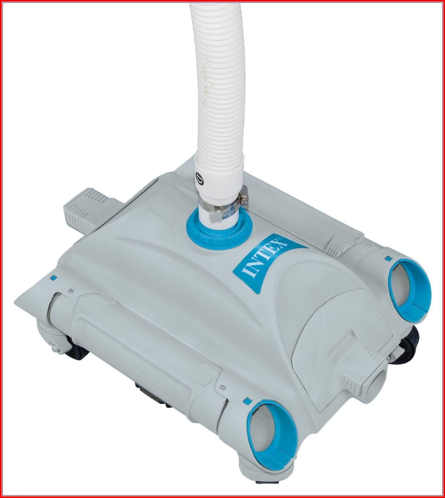 aspirateur robot piscine hors sol