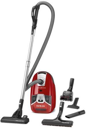 aspirateur rowenta rouge