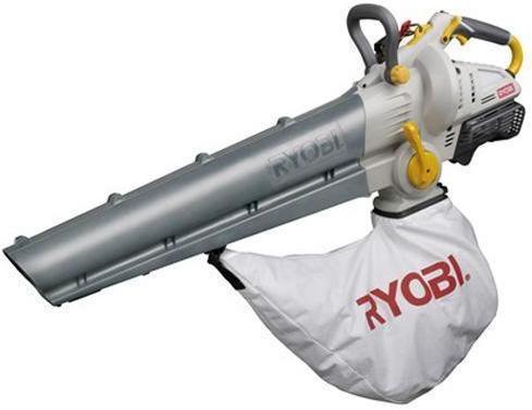 aspirateur souffleur broyeur ryobi