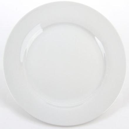 assiettes plates pas cher