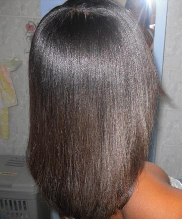 assouplir les cheveux