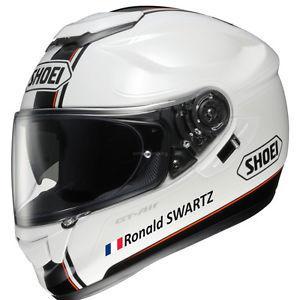 autocollant pour casque moto