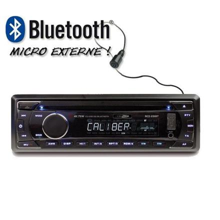 autoradio bluetooth cd