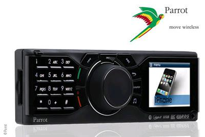 autoradio kit main libre