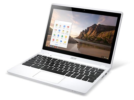 avis chromebook
