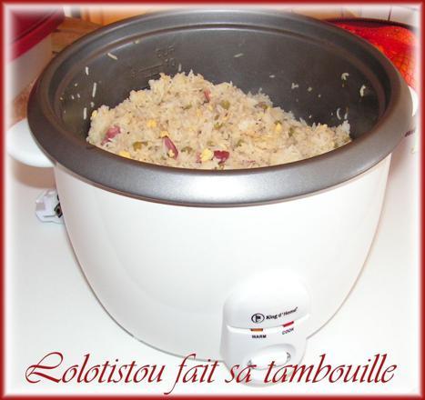 avis cuiseur riz