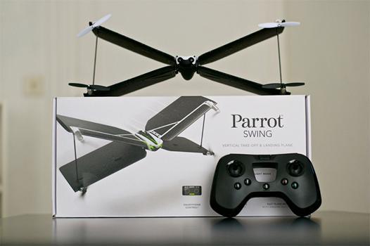 avis drone