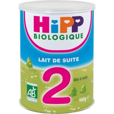 avis lait hipp