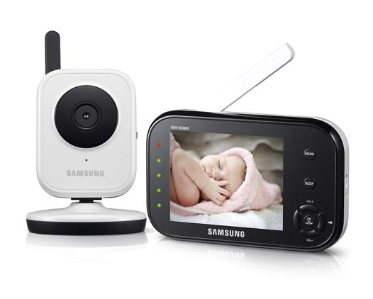babyphone camera samsung