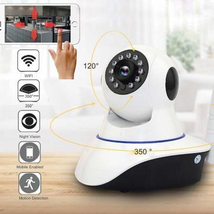 babyphone video wifi