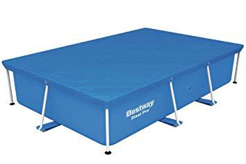 bache piscine bestway rectangulaire