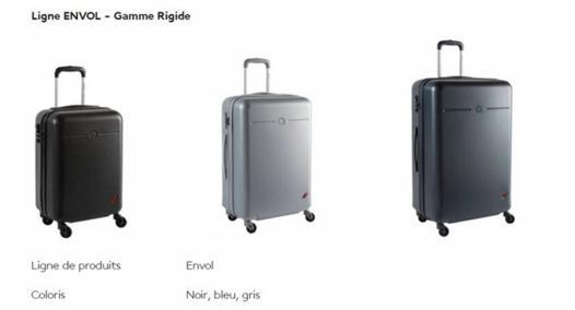 bagage cabine 55 35 25