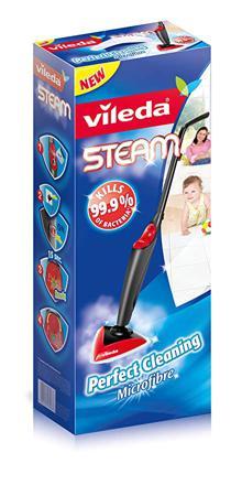 balai à vapeur steam vileda