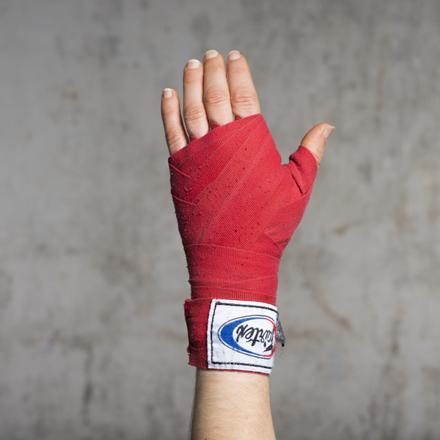 bandages boxe
