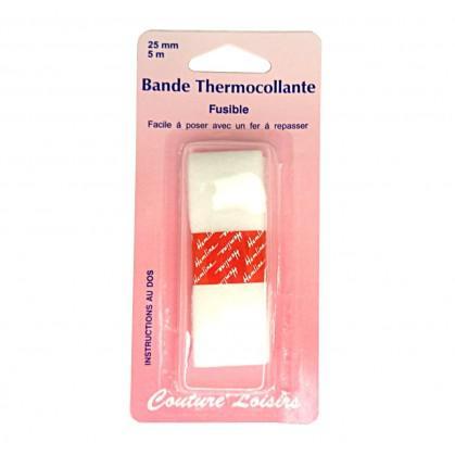 bande thermocollante pour ourlet