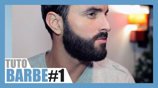 barbe bien taillée