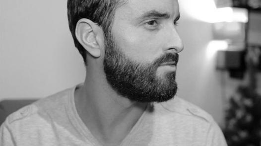 barbe de 10 jours sabot
