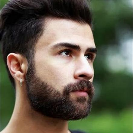 barbe de 2 mois