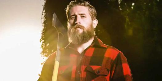 barbe de bucheron